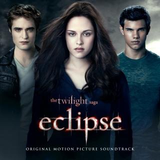 暮光之城:蝕電影原聲帶 (The Twilight Saga:Eclipse )