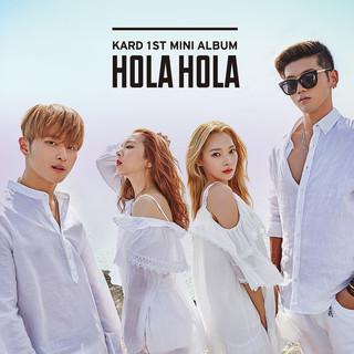 KARD 1st Mini Album `Hola Hola`
