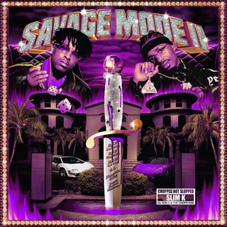 SAVAGE MODE II (CHOPPED NOT SLOPPED)