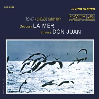 Debussy:La Mer, L. 109 - Strauss:Don Juan, Op. 20