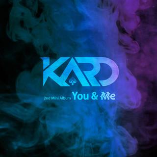 KARD 2nd Mini Album `YOU & ME`