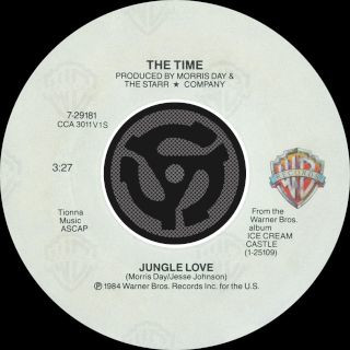 Jungle Love / Oh, Baby (Digital 45)
