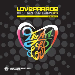 Loveparade 2010 - The Art Of Love (The Official Compilation)