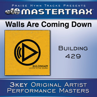 Walls Are Coming Down (Performance Tracks)