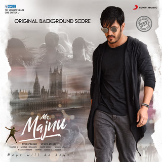 Mr. Majnu (Original Background Score)