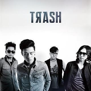 TRASH 同名專輯