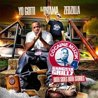 Cocaine Muzik 4:Gangsta Grillz