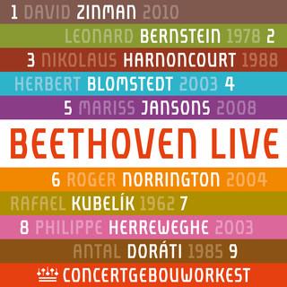 Beethoven:Symphonies Nos. 1 - 9