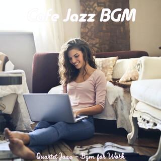 Quartet Jazz - Bgm For Work