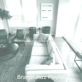 (Electric Piano And Alto Saxophone Solo) Music For Cleaning