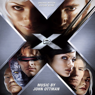 X2:X - Men United (Original Motion Picture Score)