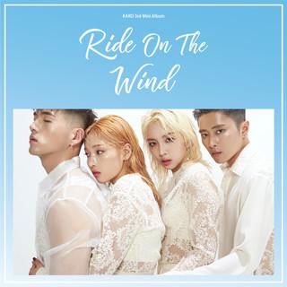 KARD 3rd Mini Album \'RIDE ON THE WIND\'