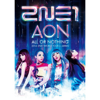 2014 2NE1 WORLD TOUR ~ALL OR NOTHING~ in JAPAN