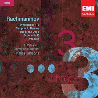 拉赫曼尼諾夫:交響曲全集、練聲曲、交響舞曲 (Rachmaninov:Symphonies)