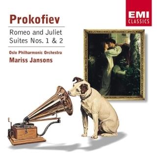 Prokofiev:Romeo & Juliet Suites Nos. 1 & 2
