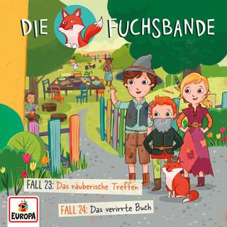 012 / Fall 23:Das Räuberische Treffen / Fall 24:Das Verirrte Buch