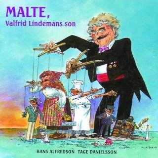 Malte, Valfrid Lindemans Son
