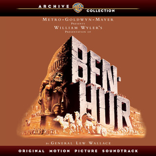 Ben Hur (Original Motion Picture Soundtrack) [Deluxe Version] (賓漢電影原聲帶)