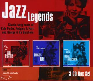 Jazz Legends - Songs Of Cole Porter/Rodgers & Hart/Gershwin