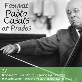 Pablo Casals At Prades, Volume 12