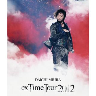 """DAICHI MIURA """"exTime Tour 2012\"""