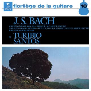 Bach:Guitar Pieces, BWV 995, 996, 998, 999 & 1000