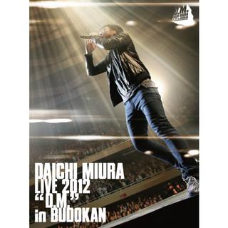 DAICHI MIURA LIVE 2012 「D.M.」 in BUDOKAN