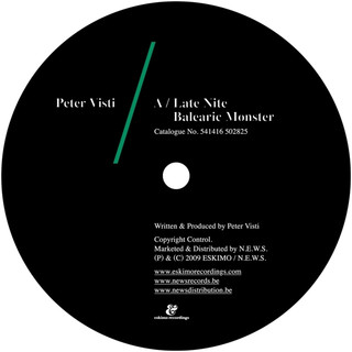 Peter Visti - Balearic Love EP