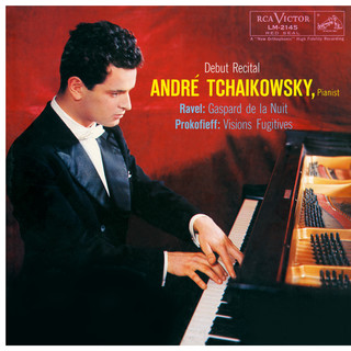 Ravel:Gaspard De La Nuit, M. 55 & Prokofiev:Visions Fugitives, Op. 22