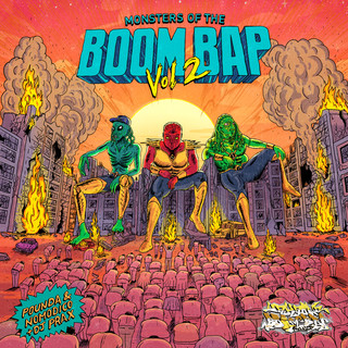 Monsters Of The Boom Bap Vol.2