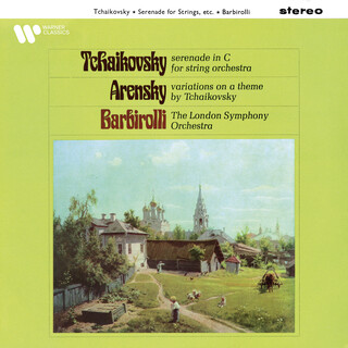 Tchaikovsky:Serenade, Op. 48 - Arensky:Variations On A Theme Of Tchaikovsky, Op. 35a