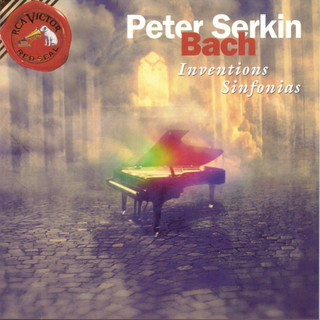 Bach:Inventions; Sinfonia; Duets