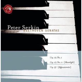Beethoven Sonatas Op. 27 Nos. 1 & 2, Op. 57
