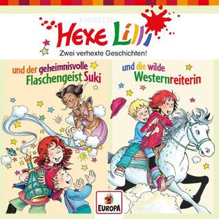 Hexe Lilli Und Der Geheimnisvolle Flaschengeist Suki (Erstlesergeschichten)