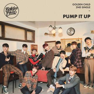 Golden Child 2nd Single Album (Pump It Up)