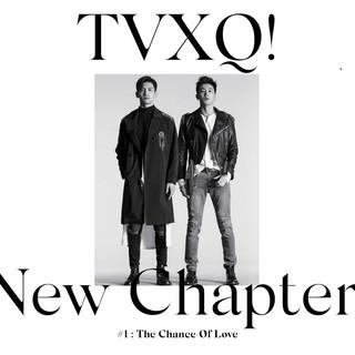 第八張正規專輯『New Chapter # 1 : The Chance of Love』