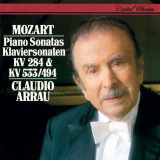 Mozart:Piano Sonatas Nos. 6 & 15