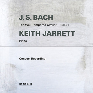 J.S. Bach:The Well - Tempered Clavier, Book I (Live In Troy, NY / 1987)