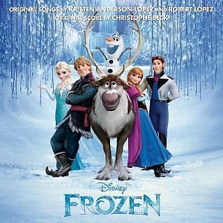 冰雪奇緣電影原聲帶 (Frozen)