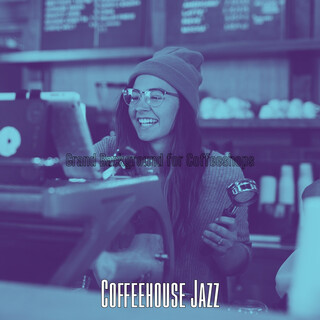 Grand Background For Coffeeshops