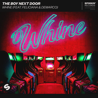 Whine (Feat. Feliciana & DeMarco)