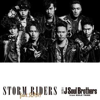 STORM RIDERS feat. SLASH