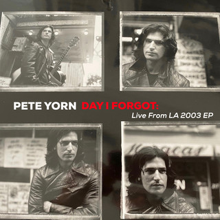 Day I Forgot:Live From LA 2003 EP
