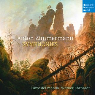 Anton Zimmermann:Symphonies
