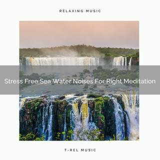 Stress Free Sea Water Noises For Right Meditation