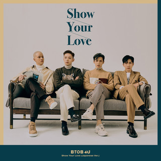 Show Your Love (Japanese Ver.) (Show Your Love (Japanese Version))