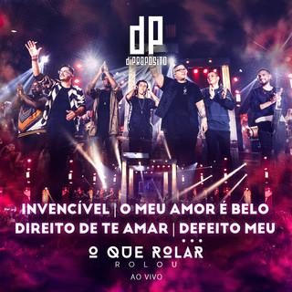 Invencível / O Meu Amor É Belo / Direito De Te Amar / Defeito Meu (Ao Vivo)