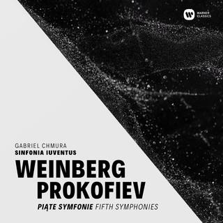 Piate Symfonie - Fifth Symphonies | Weinberg, Prokofiev