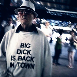 Big Dick Is Back In Town
