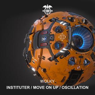 Istituter / Move On Up / Oscillation